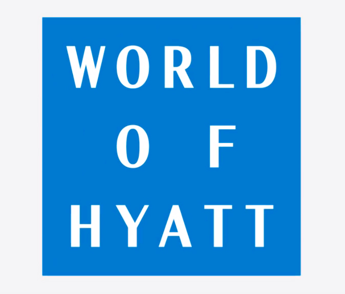 The logo for the new loyalty program. (Image: Hyatt)
