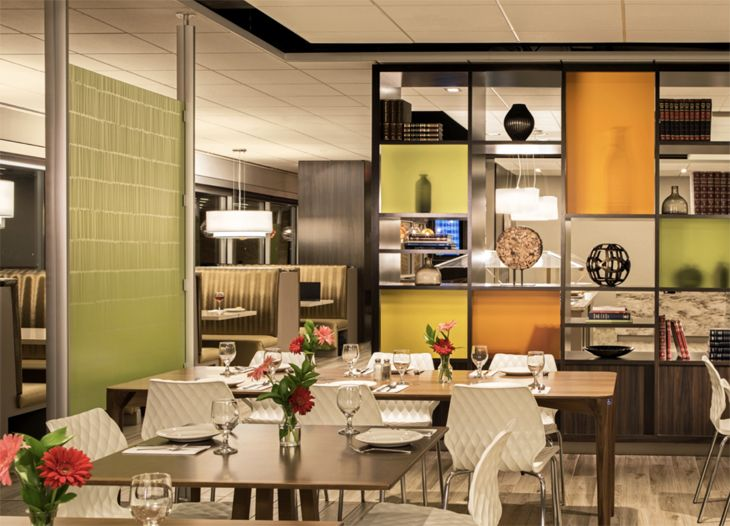 A new pay-per-use Escape Lounge opens at Oakland in November. (Image: MAG)