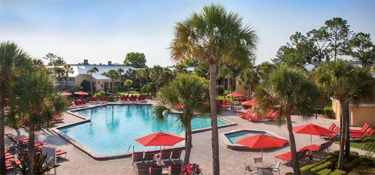 The Wyndham Orlando Resort is part of the Wyndham Rewards program. (Image: Wyndham)