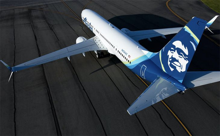 The new Premium Class will be on Alaska's 737-800s and 900s. (Image: Alaska Airlines)