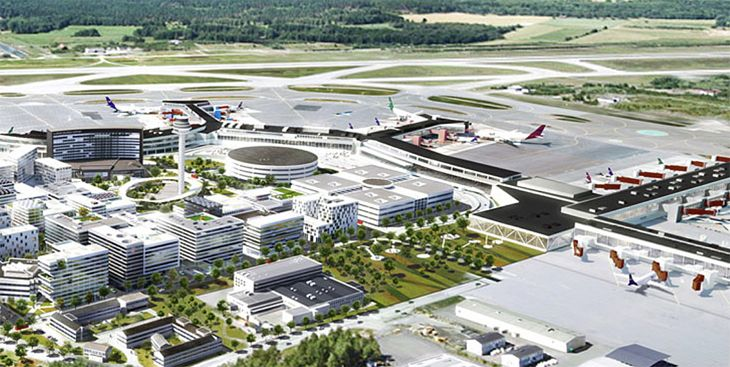 One of the next airpoirts to get Preclearance will be Stockholm's Arlanda. (Image: Swedavia)