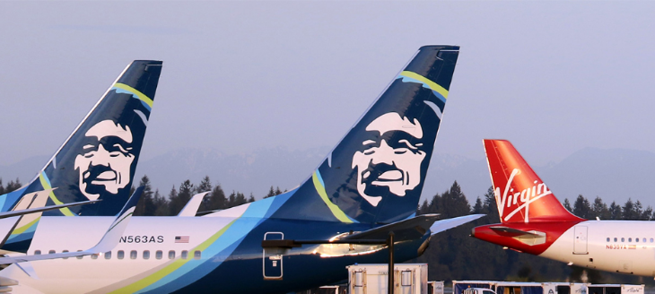 The Alaska Virgin America deal is done. More details to come. (Image: Alaska Airlines)