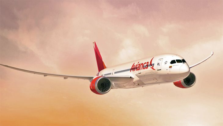 The LAX-Bogota route will get more Avianca Dreamliner flights next year. (Image: Avianca)