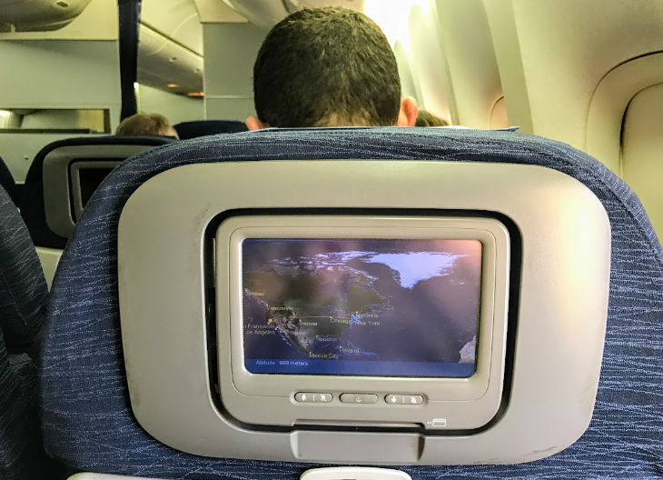 seatback screen