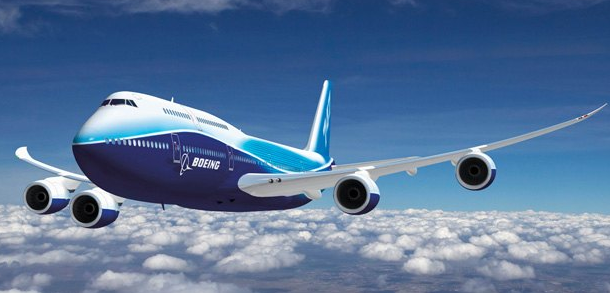 Which is the only European carrier flying the Boeing 747-8? Take our quiz if you know...or to find out! (Image: Boeing)