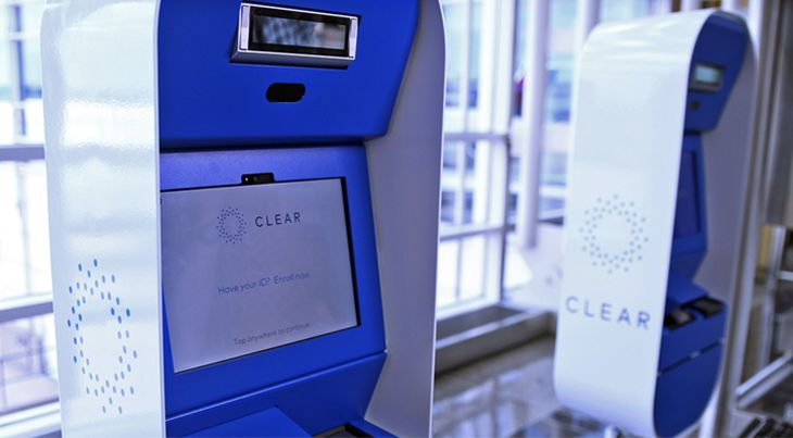 CLEAR will soon be available in 22 airports. (Image: CLEAR)