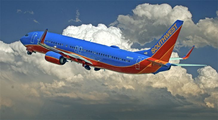 Southwest will boost capacity by 3.5 percent this year. (Image: Jim Glab)