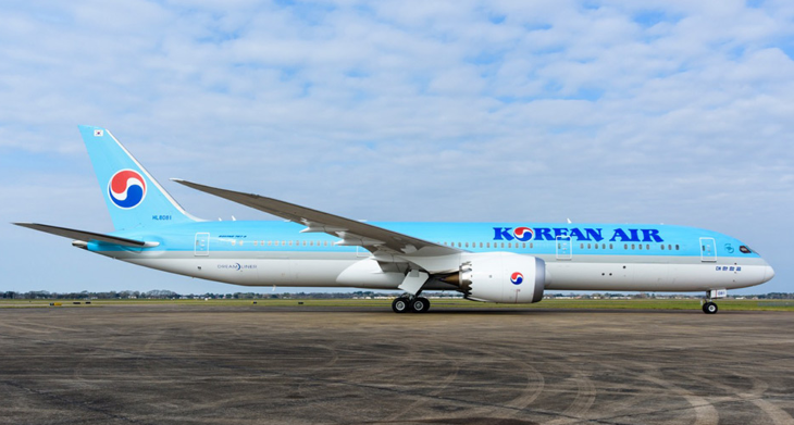 Korean Air Archives - TravelSkills