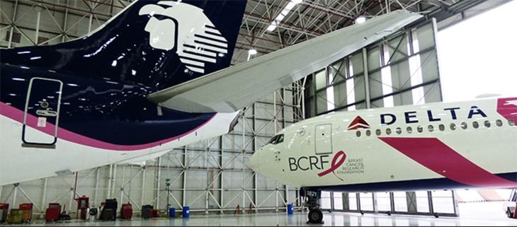 Delta wants to boost its stake in Aeromexico to 49 percent. (Image: Delta)