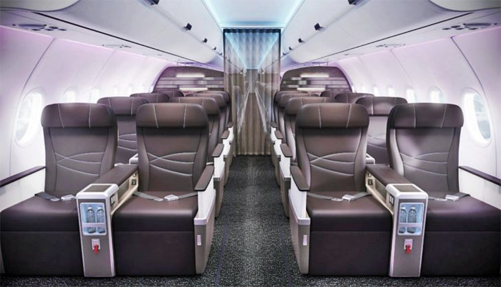 Hawaiian Airlines Unveils New A321s For West Coast Routes