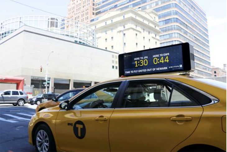 United's NYC taxi tip: Newark is quicker - TravelSkills