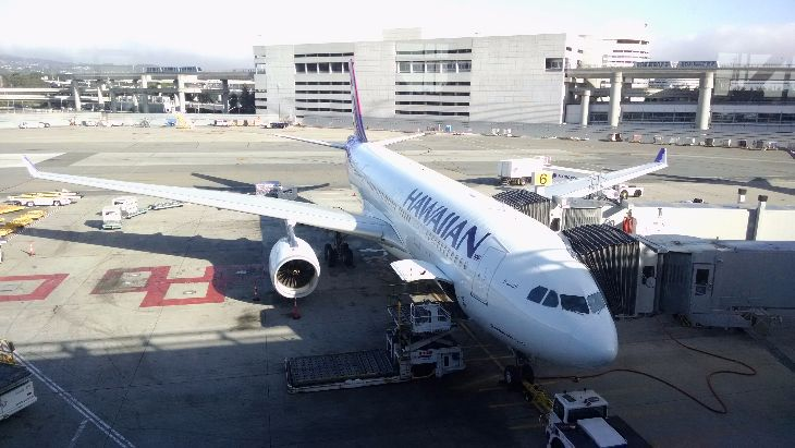 Trip Report Hawaiian Airlines Economy Class To Honolulu Travelskills