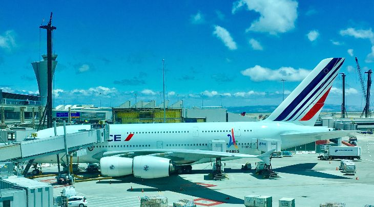 Reader Report: Air France Premium Economy to Paris, Airbus