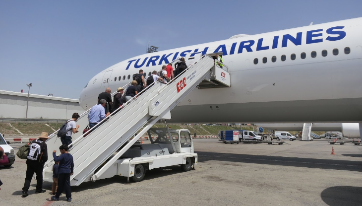 4d6689e82ecf Remote stand Turkish Airlines