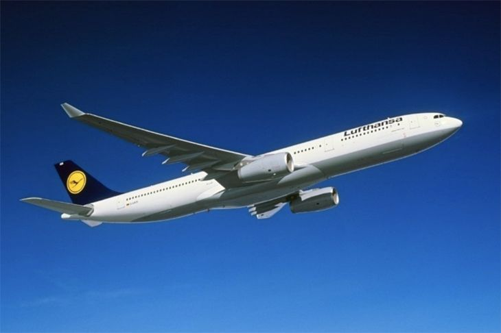 81d2b045f135 Lufthansa will fly A330 on two U.S. routes–but not to its hubs. (Image   Lufthansa)