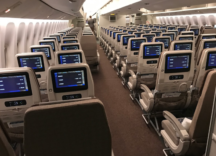 A look inside Delta partner China Eastern Airlines - TravelSkills
