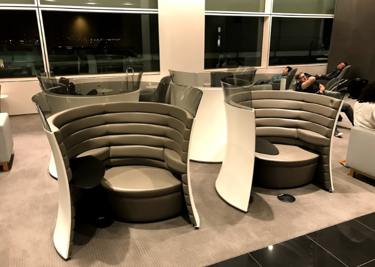 Cathay Solus Chair SFO