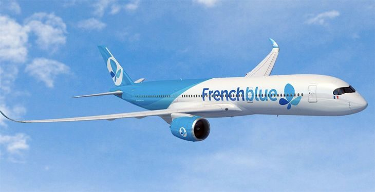 61e5428d4818 Paris-based low-cost carrier French Blue says it will begin San  Francisco-Papeete flights in 2018 using a new Airbus A350. (Image  French  Blue)