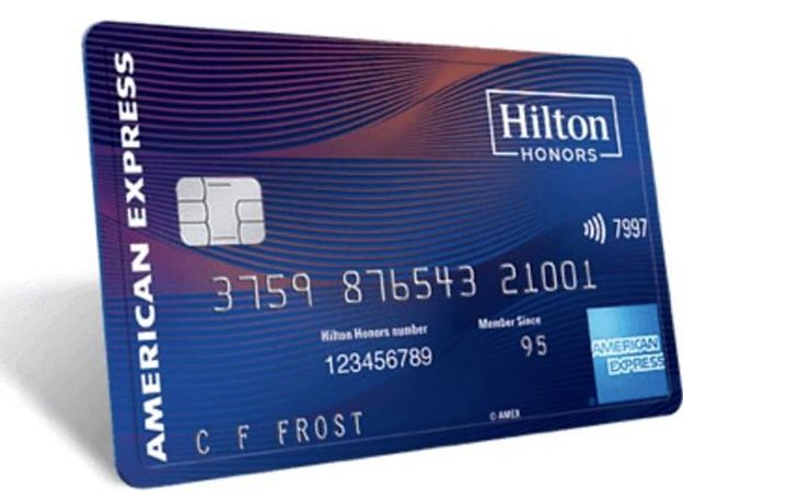 36aa6fd754d New Hilton – American Express card  big perks for big spenders