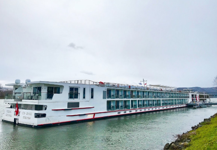 Viking River Cruises Gullveig
