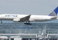 Routes: United high-density 777s, Delta, Qantas, Air China, Air Canada, Aeromexico
